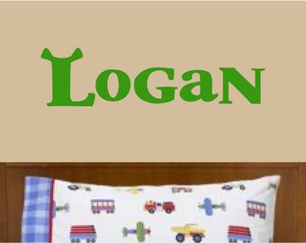 Shrek Wall Art Decal Personalized Name Viny Wall Decal