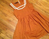 Sailor dress size small