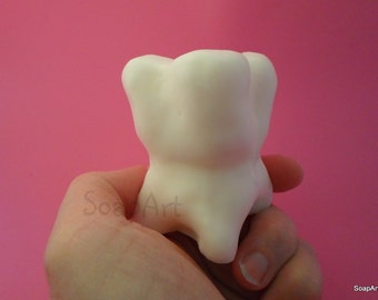 Tooth Soap | Molar Soap | Gift for Dentist | Gift for Dental Hygienist | Dentist Theme Soap