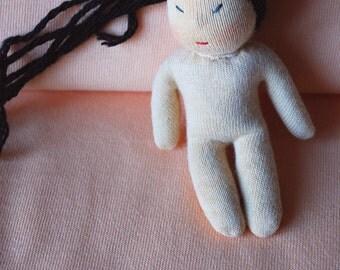 organic cotton skin knit, waldorf dolls, Westfalenstoffe