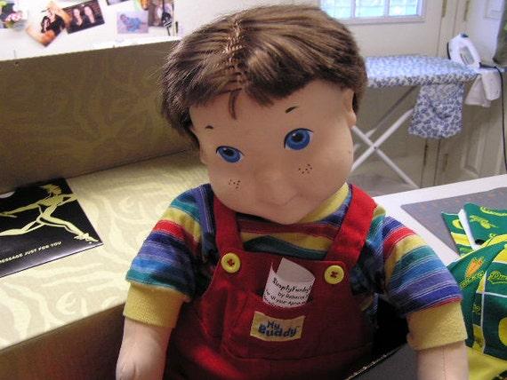 My Buddy Boy Doll