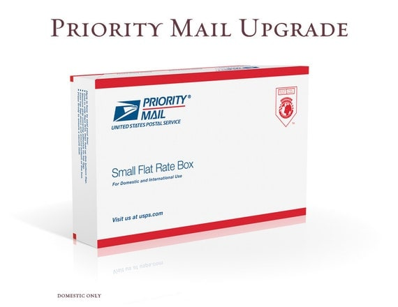 Priority Shipping Upgrade (USA only)