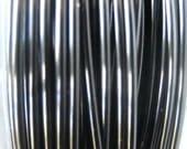 10 ft -- 20 gauge Non Tarnish Hematite Wire