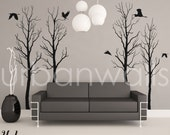 Vinyl Wall Sticker Decal Art - Trees