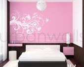 Vinyl Wall Sticker Decal Art - Blossom