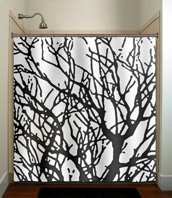 Red White And Blue Curtains Willow Tree Shower Curtain