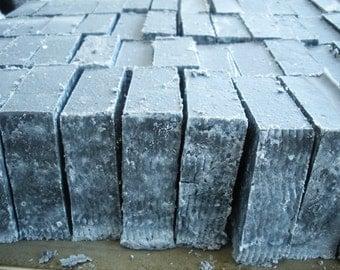 Overkill Detox - Activated Charcoal Soap - Tea Tree - Dead Sea Salt