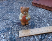 Enesco Imports Lucy and Me Bear Figurine - 1983 Sweet