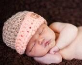 Crochet PATTERN - Up Brim Hat - Instant download