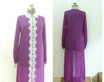 Emilio Pucci Loungewear Robe Vintage 1960s