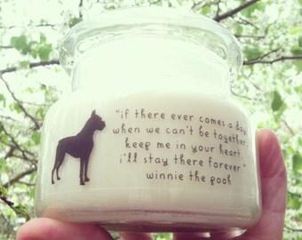 10 oz. Pet Tribute Soy Candles