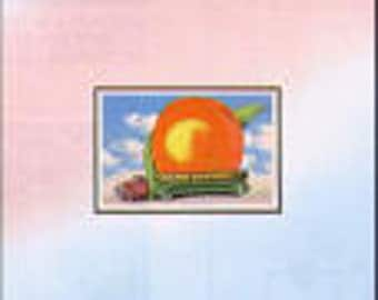 Allman Brothers Band vinyl - Eat a Peach - Polydor Edition - Vintage Lp in Near Mint Minus Condition