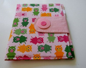 Pigs iPad Cover