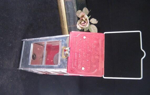 Vintage Folding Lantern The Camperoo