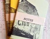 Letterpress Ghost Sign Notebooks