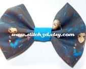 Howls Moving Castle Hair Bow or bow tie