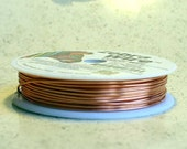Craft Wire Copper 30 Gauge Beading Wire 50 Yards Wire Wrapping Non Tarnish