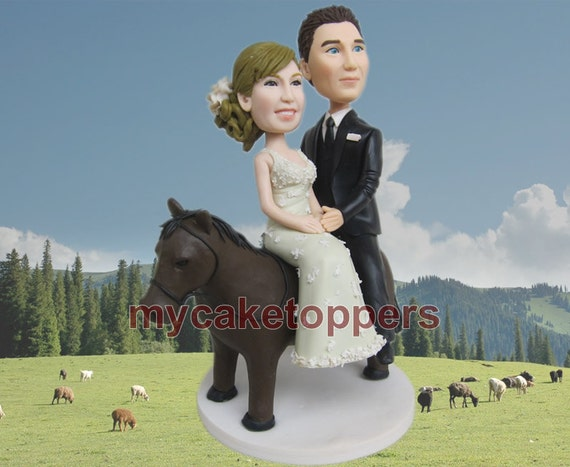 horse wedding cake toppers uk wedding cake toppers a cake topper custom cake 15328
