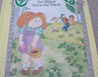 Cabbage Patch Kids Book