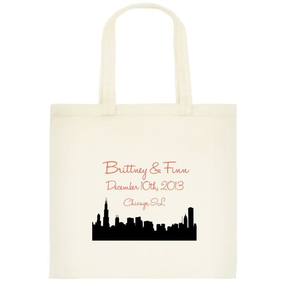 Wedding Welcome Bag Ideas Chicago : Wedding Tote BagQuantity 1Welcome bags, chicago, welcome bags ...