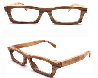 LOVE-WOOD handmade oliver wood eyeglasses glasses TAKEMOTO
