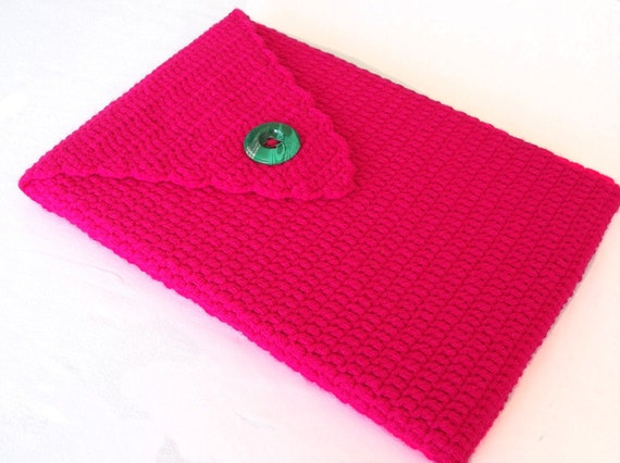 Hot Pink Laptop MacBook Pro/Air Sleeve 13 inch