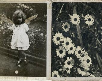 Flower Girl, A4 Giclee Print