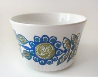 Vintage Figgio Flint Sugar Bowl Turi Gramstadt Oliver Vinking Norway