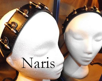 Tribal Fusion  Bellydance Headband, Naris