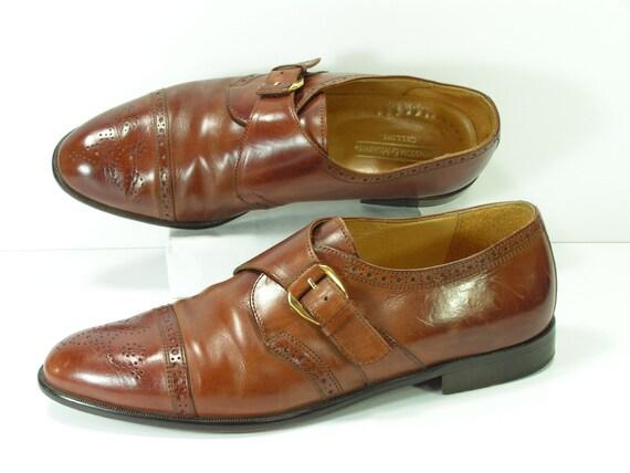 celine handbag shop online - johnston murphy cellini shoes mens 10 D M by vintageshoescloset