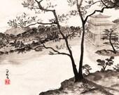 Kyoto, Japan 8x10 (Print)