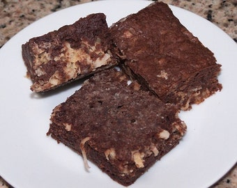 Coconut Brownies ( 16 )