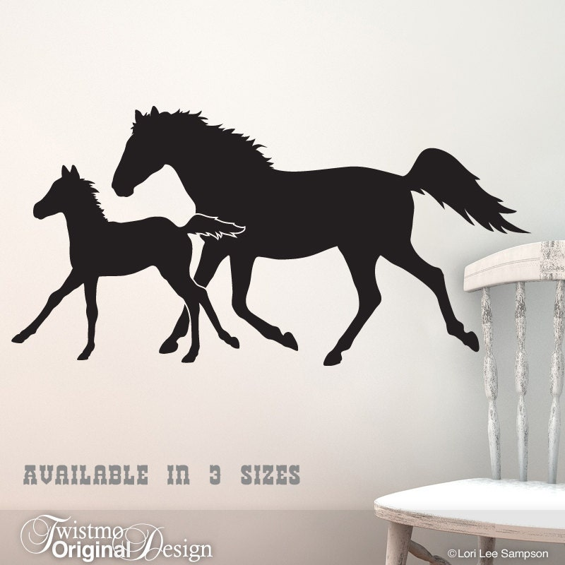 Popular items for horse silhouette on Etsy
