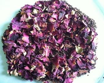 Bangalore Rose Loose Leaf Chai Tea