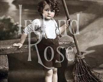 Christopher-French Postcard Photo-Digital Download