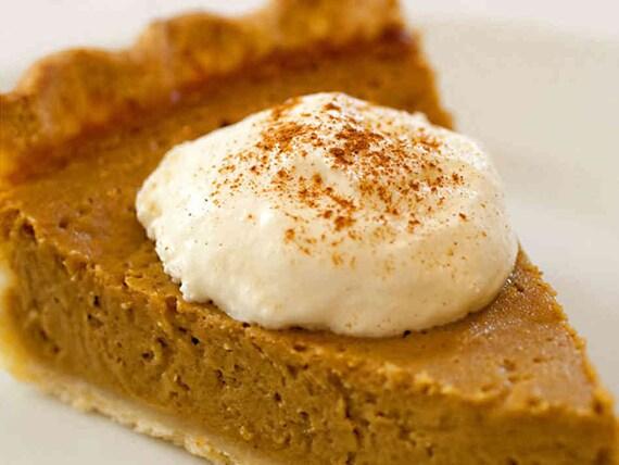 6 Pumpkin Pie Scented Candle Tarts Wax Melts 6oz