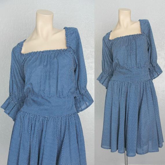 10 sale 1960 s polka dot navy blue circle skirt plus
