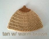 Infant size boob caps