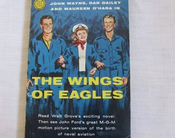 The Wings of Eagles by Walt Grove Paperback