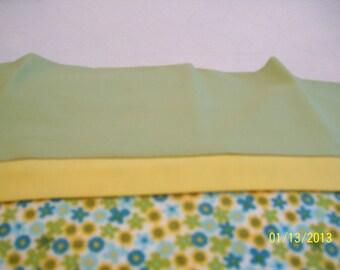 Standard Size Pillowcase Mini Spring Flowers