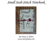 PDF Medieval Bookbinding Instructions: Stab-Stitch Notebook