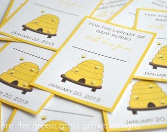 Beehive Bookplates