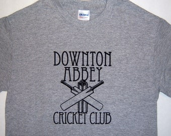 Downton Abbey Cricket Club T-shirt