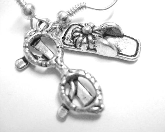 kitsch jewelry mismatch earrings earrings by