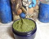 Medium - Seaweed Facial Mask / Body Wrap - Spa Quality Treatment Product - Refreshing / Stimulation Citrus & Eucalyptus Essential Oil Aroma