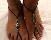 Barefoot Sandals Anklet Foot Jewelry Beach Sandals