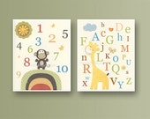 Kids Room Nursery wall ar...