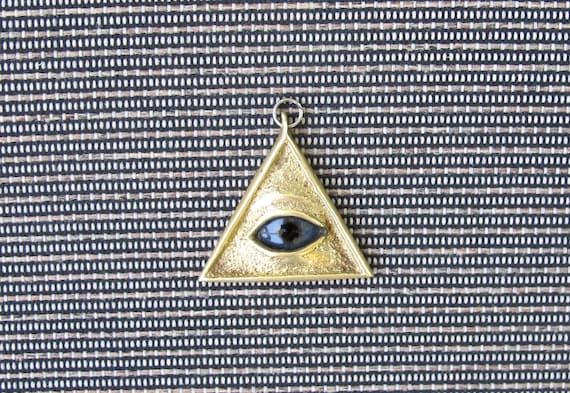 All Seeing Eye Jewellery Vintage All Seeing Eye