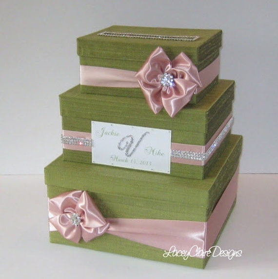 Bling Wedding Card Box Wedding Card Box Bling Money