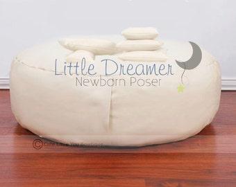 SALE Studio Newborn Poser Bean Bag Posing Photography Prop and Positioning Set
